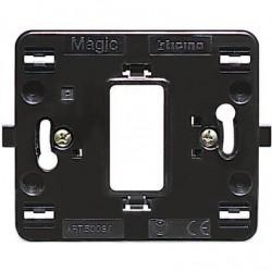 Bticino Support Magic - pour 1 module - à griffes 500S/1