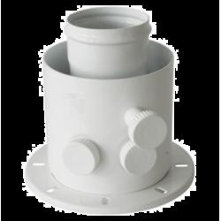 Bulex sortie verticale 60/100 Opalia  0020041161