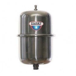 Zilmet vase d'expansion sanitaire inox 12 litres 3/4 11B0001200