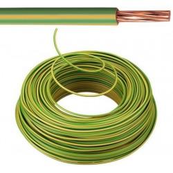Câble vob terre 16mm² par mètre VOB16GGR100