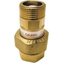 Caleffi Robinet d'arrêt automatique 3/4 pour vases d'expansion 558500