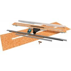 Caniveau carrodrain cayman inox 90cm 162704