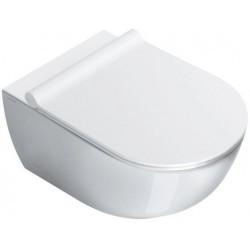 Catalano  WC suspendu Sfera 54cm nouvelle chasse blanc. 1VSF54R00