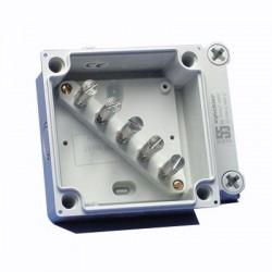 Vynckier série 55 boîte de dérivation 10mm² avec reglettes à bornes 034055110000