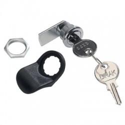 Vynckier serrure de sécurité avec 2 clefs pour Fix-o-Rail 144 F/S 617948