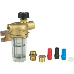 Watts filtre à mazout simple et vanne RV 1 500L de diamètre 2X3/8 0135153