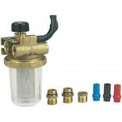 Watts filtre et raccordement pour recyclage RGZ 500L male/femelle de diamètre 3/8 0132153