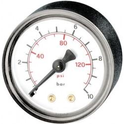 "Watts manometre mda 50/10.1/4 "" 0-10kg axi 3312110"