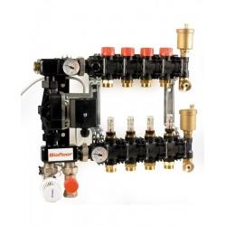 Comap kit collecteur Polyamide 9200 2 circuits A/PO Biofloor pour chauffage par le sol  C321049001