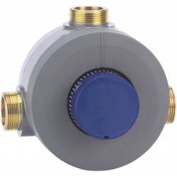 Watts robinet thermostatique de série Eurotherm  3/4 56l/m epoxy TX91E