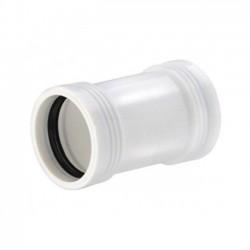 Wavin wafix pp manchon à butée 40mm blanc 1297050054