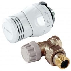 Comap Sar robinet thermostatique équerre 1/2 R 808  550848