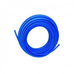 Comap Tube polyèthylène blofloor  roulant  50m gaine 25x19mm bleu 1925B