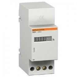 Compteur horaire modulaire CH - 230V 15440