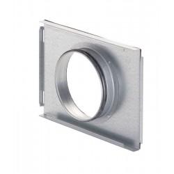 Zehnder  plaque d'extrémité CW-P-520 comfoWell 520 DN160 990323564