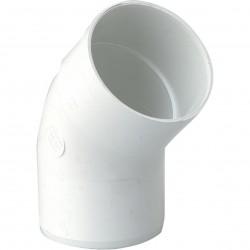 Conti Fumisterie condensation coude 45° diamètre 80/125 CCPPS45812MFB