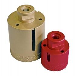 Couronne à sec pour carrelage diamètre 8 mm 801008