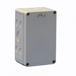 Vynckier MultiBox MB53 PC 180x110x90 à opercul  défonçables métriques couvercle gris 861528