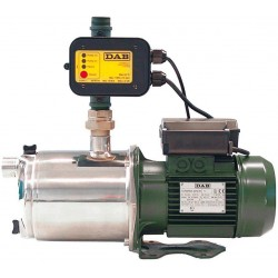 DAB pompe auto-amorçante Euro-inox 30/30pc 60180641