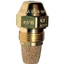 Danfoss gicleur mazout cône plein 0,50GPH de rayon 45° 030F4908