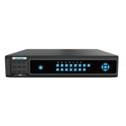 Dcview 32 Canaux 8-SATA NVR  DC-NVR-2032-2N-M