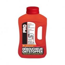 Déboucheur Pro 98% acide sulfurique 1L 901.182