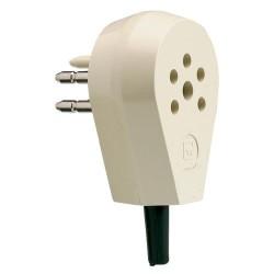 Vynckier Fiche téléphonique intermédiaire raccordement en parallel sans cordon 030021620001