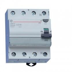 Vynckier FPS interrupteur differentiel type S 4P 100A 300mA FPS4100/300