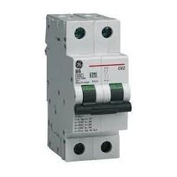 Vynckier G60 Disjoncteur 6kA  2P C  16A G62C16