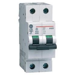 Vynckier G60 Disjoncteur 6kA  2P C  2A G62C02