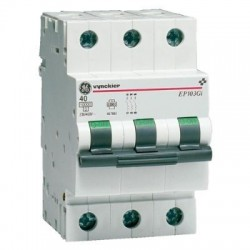 Vynckier EP100Gi disjoncteur de branchement 10kA 3P 20A 667879