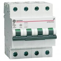 Vynckier EP100Gi disjoncteur de branchement 10kA 3P+N 50A 667902