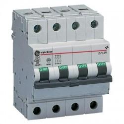 Vynckier EP30 disjoncteur 3kA 3P+N C 4A EP33NC4