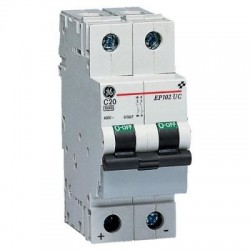 Vynckier EP60 disjoncteur 6kA 2P B 20A 672158