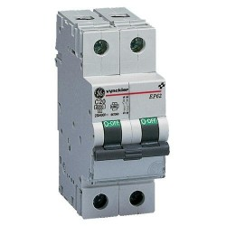 Vynckier EP60 disjoncteur 6kA 2P C 6A 667085