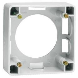 Vynckier cadre pour montage apparent pour 16/32A gris 600770
