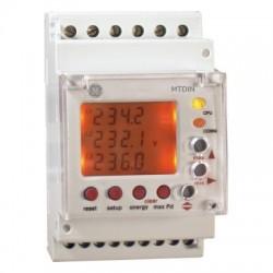Vynckier Centrale de mesure 3PH MTDIN2COM 665012