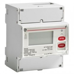 Vynckier Compteur digital 3PH 63A RS485 4M 665256