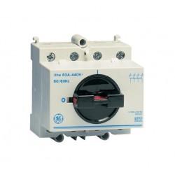Vynckier Dilos 0 interrupteur modulaire rotatif 4p 40a 13744123