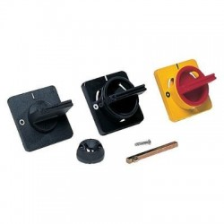 Vynckier DILOS 00 manette IP65 rouge-jaune IP65 61900603