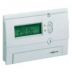 Viessmann Thermostat d'ambiance modulant OpenTherm sans horloge 7532827