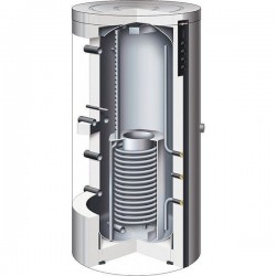Viessmann Vitocell 140-E SEIA 400 litres + Vitosolic 100 Z013632