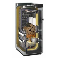 Viessmann Vitoligno 200-S 30kW chaudière bois à gazéificateur VL2A036