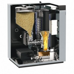 Viessmann Vitoligno 300-C 13-40kW à vis sans fin flexible VL3C022