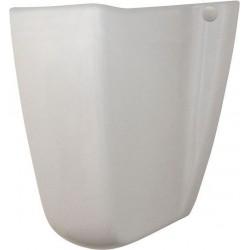 Villeroy & Boch cache-siphon porcelaine - Blanc 7S018601