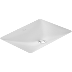 Villeroy & Boch lavabo à souscastrer de série Loop/Combo/Molto 45x28cm blanc 61631001