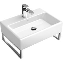 Villeroy & Boch, lavabo 50cm sans trou robinet Memento blanc.  51335201