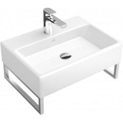 Villeroy & Boch, lavabo 60cm plus 1(3) trou robinet Memento noir. 513360S0