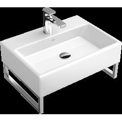 Villeroy & Boch, lavabo 60cm sans trou robinet Memento blanc. 51336201