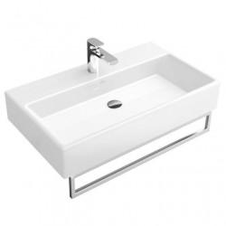 Villeroy & Boch, lavabo 80cm plus 1(3) trou robinet Memento  blanc. 51338501